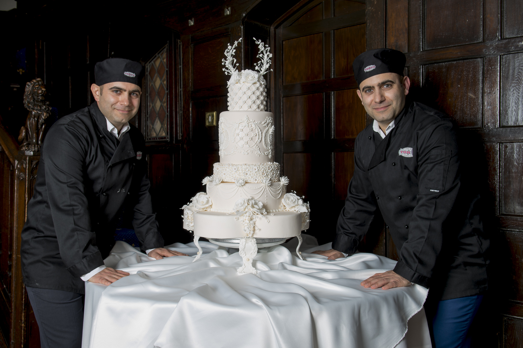 Arsen and Artak cake makers in Brentwood, Esssex