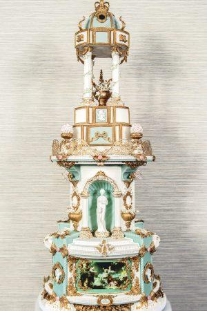 The Progress of Love Wedding Cake full 2