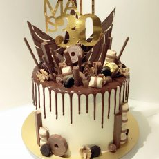 Chocolate Kingdom Cake