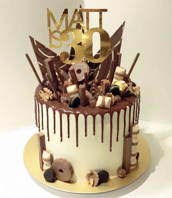 Chocolate Kingdom Cake