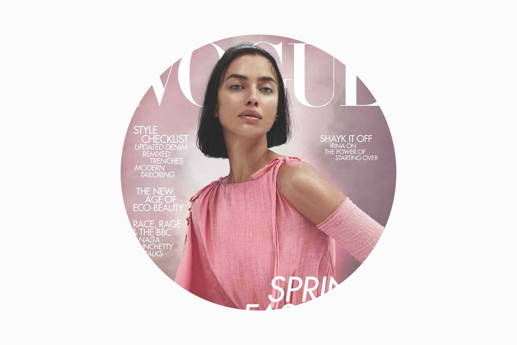 Vogue UK Magasine