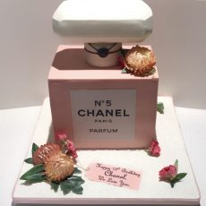 CHANEL Birthday Cake 5