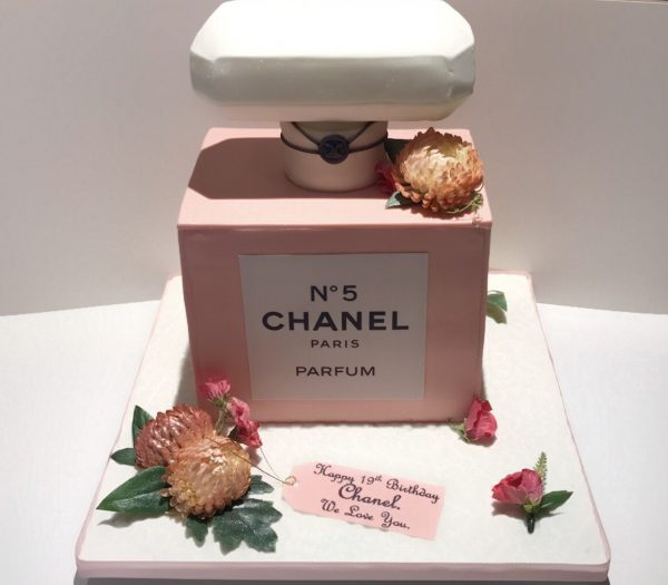 CHANEL Birthday Cake 5
